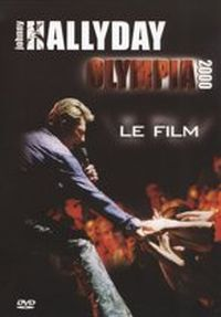Cover Johnny Hallyday - Olympia 2000 - Le film [DVD]